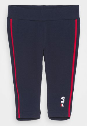 GINA 7/8 - Leggings - Trousers - black iris