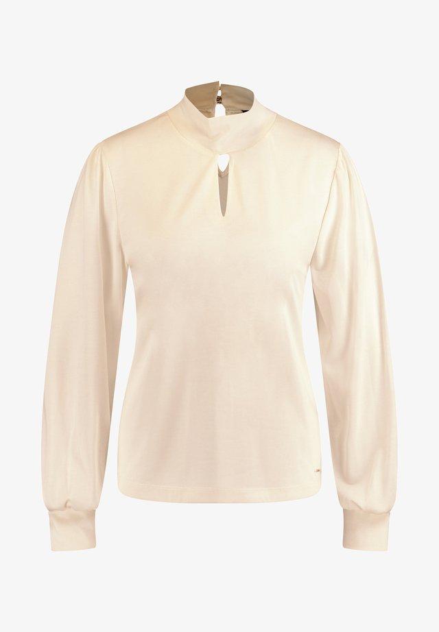 T-shirt à manches longues - winter white