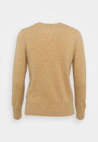 Marks & Spencer London - CREW - Kardigan - beige - 1