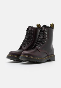 Dr. Martens - 1460 SERENA - Lace-up ankle boots - oxblood - 3
