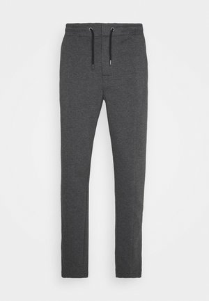 Pintuck Pleat - Pantalon de survêtement - mottled grey