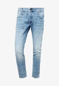 G-Star - D-STAQ 5-PKT SLIM - Slim fit jeans - blue - 5