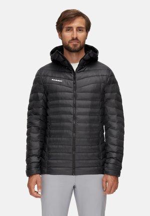 Winter jacket - black-white