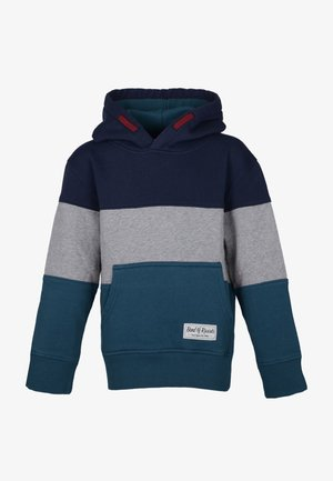 Sweatshirt - navy/petrol