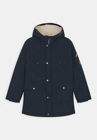Name it - NKMMACK PARKA JACKET NOOS - Winterjas - dark sapphire - 0