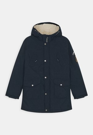 NKMMACK PARKA JACKET NOOS - Winter coat - dark sapphire