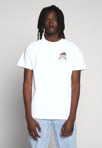 HUF - YEAR OF THE RAT TEE - T-Shirt print - white - 2