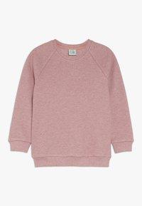 igi natur - KIDS RAGLAN  - Sweatshirts - persian red melange - 0
