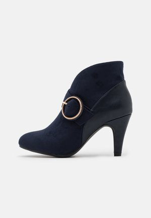 AMY - Ankle boot - navy