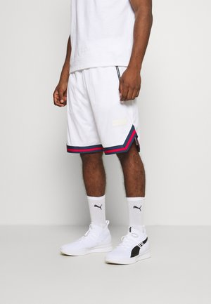 HOOPS SHORT - Sports shorts - white