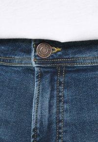 Jack & Jones - JJIRICK JJORIGINAL - Denim shorts - blue denim - 3