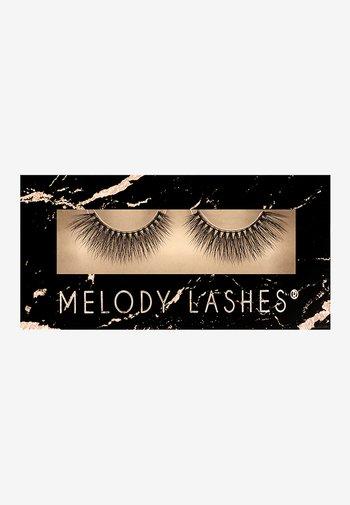 SASSY - False eyelashes - black