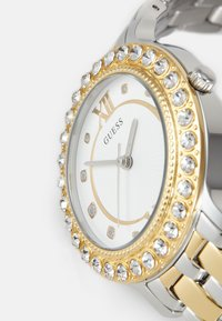Guess - Klokke - silver-colored/gold-coloured - 4