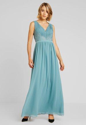 Společenské šaty - fern
