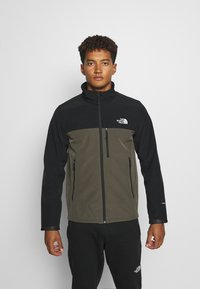 The North Face - MENS APEX BIONIC JACKET - Softshelljacka - green - 0