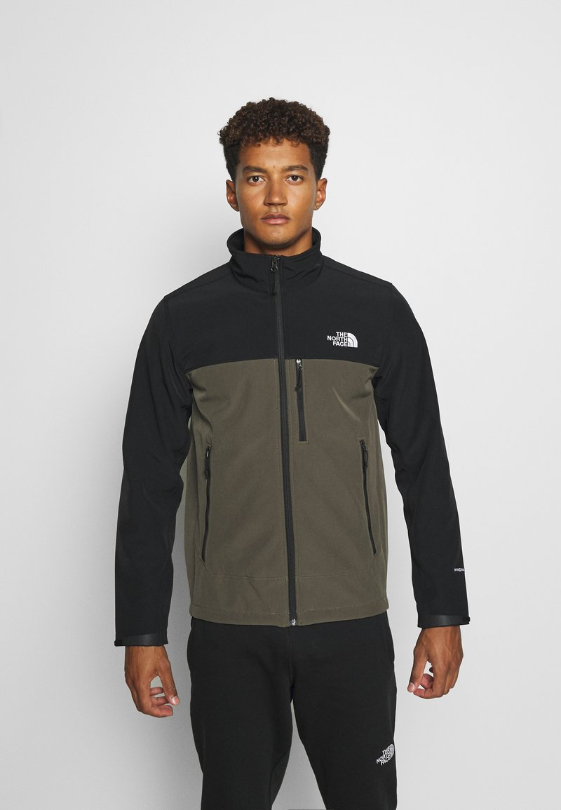 The North Face - MENS APEX BIONIC JACKET - Softshelljacka - green