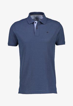 COOL & DRY* PIQUÉQUALITÄT - Polo shirt - storm blue