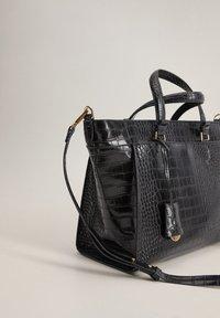 Mango - Handbag - schwarz - 2