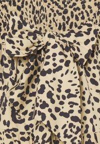 Faithfull the brand - ERYN MINI DRESS - Denní šaty - beige - 6