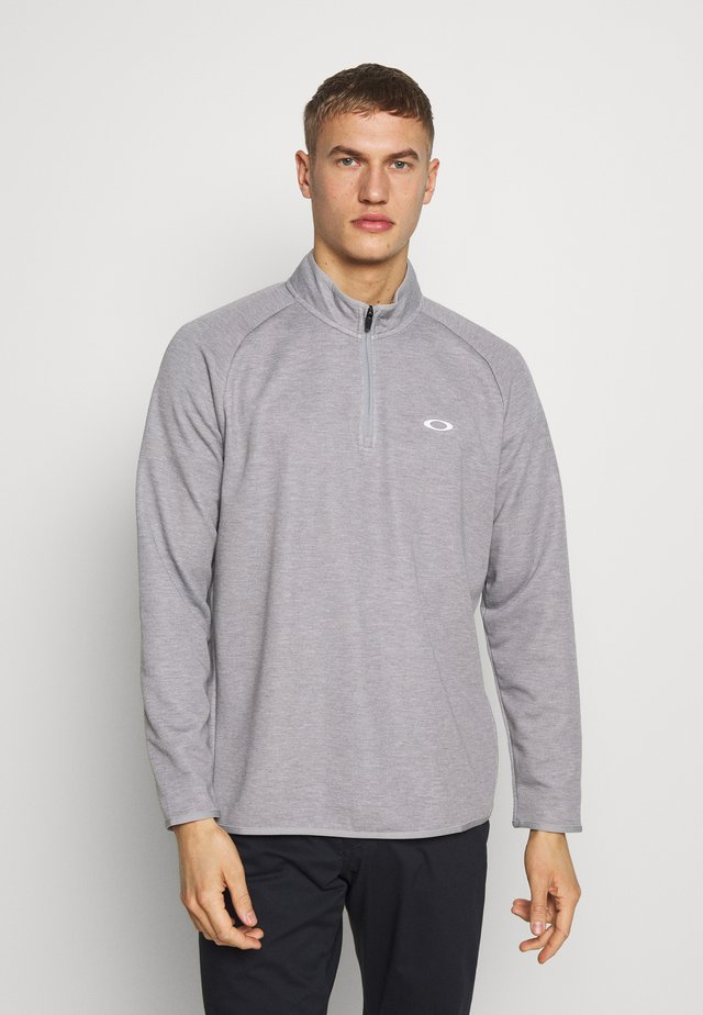 RANGE PULLOVER  - Sweatshirt - fog grey heather