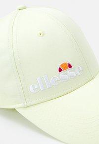 Ellesse - ARRAN UNISEX - Cap - light yellow - 3