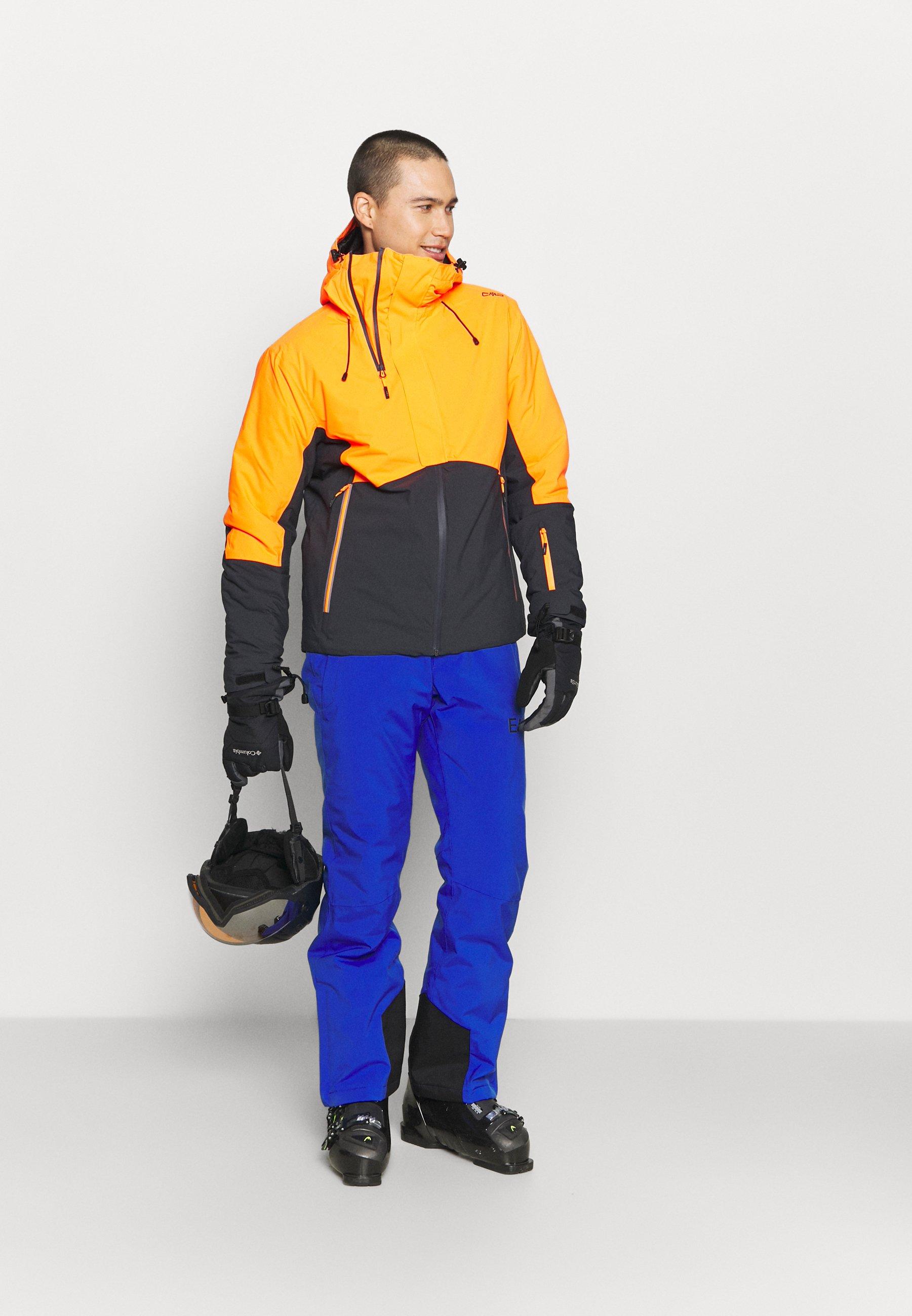 Homme MAN MID JACKET FIX HOOD - Veste de ski