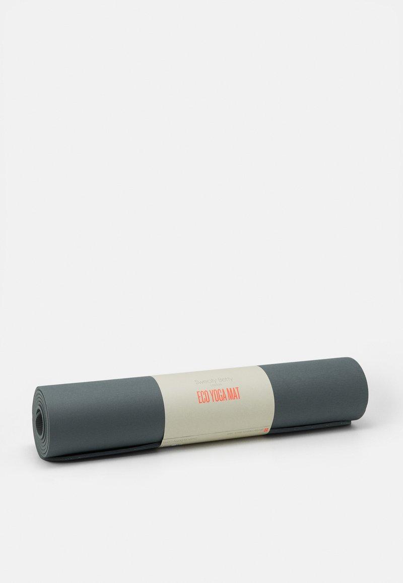 Sweaty Betty - ECO YOGA MAT - Fitness / Yoga - charcoal