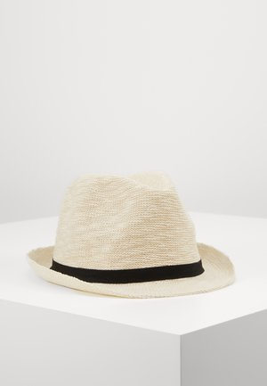 Hat - brown