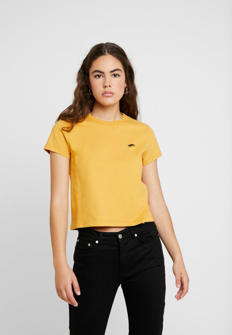 Vans - VISTAVIEW - Basic T-shirt - mango mojito