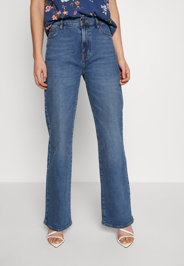 MIA WASH CENTRAL PARK - Straight leg jeans - denim blue