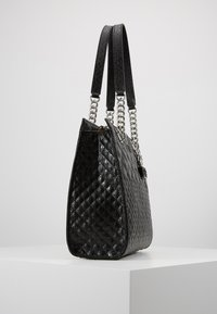 Guess - QUEENIE TOTE - Tote bag - black - 4