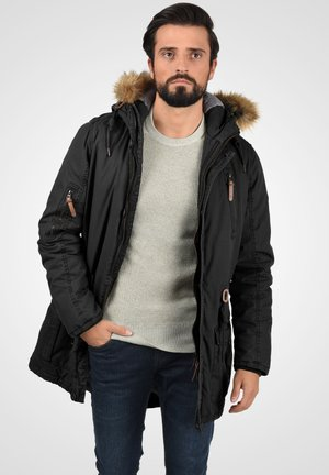 SOLID CLARK - Wintermantel - black