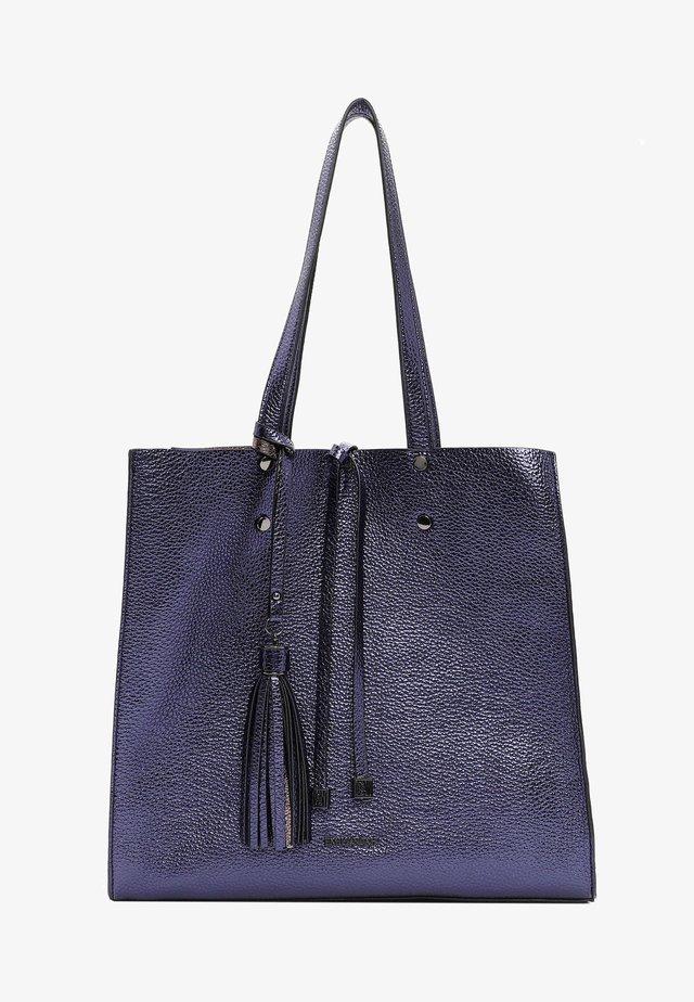 DANIELA - Shopping bag - royal