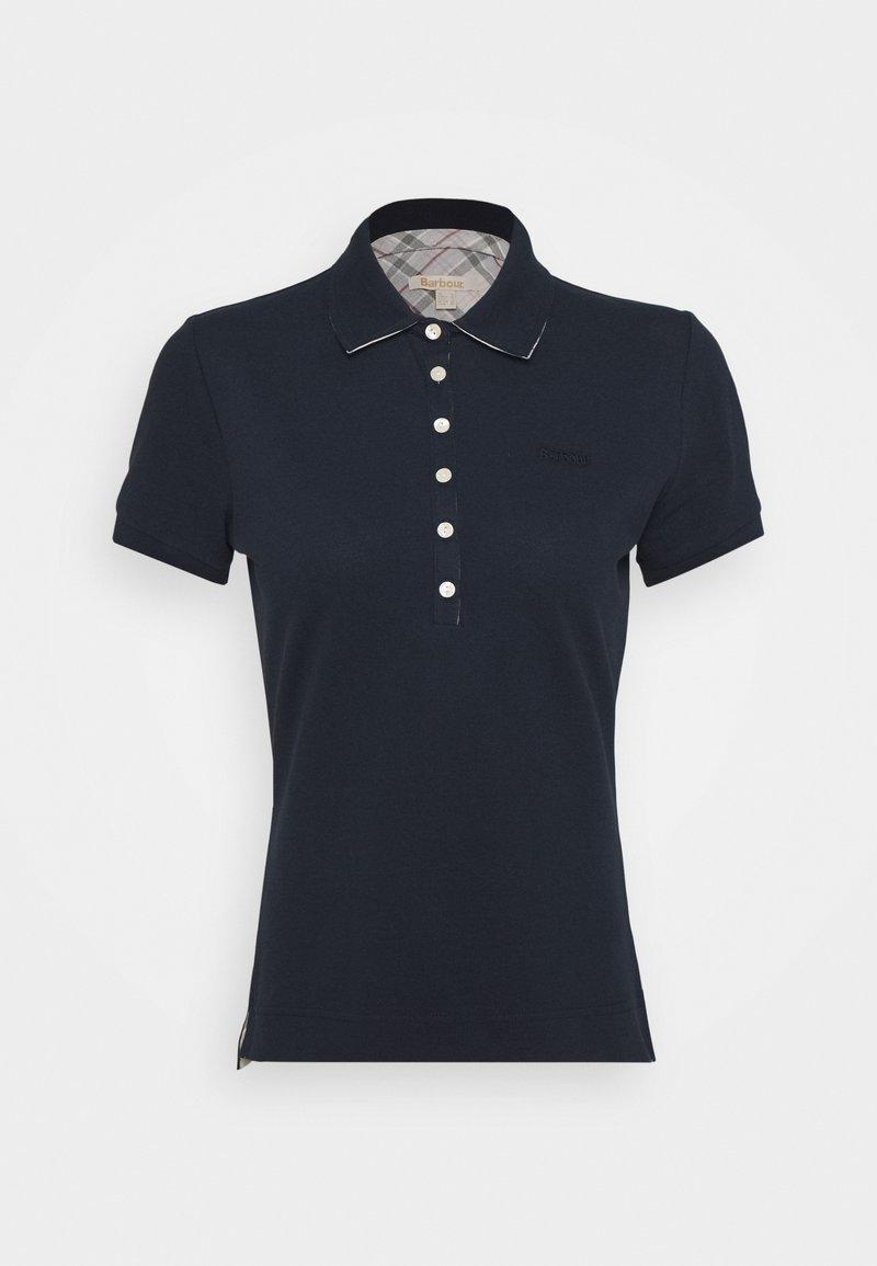 Barbour - PORTSDOWN DRESS - Koszulka polo - navy platinum