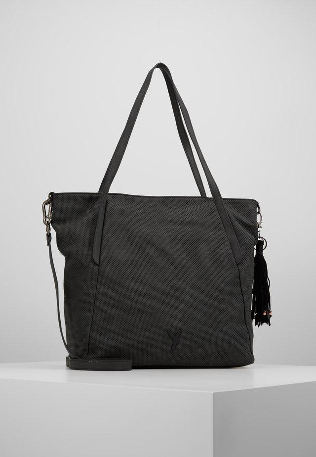 ROMY BASIC - Tote bag - black