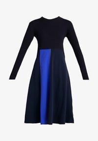 Sportmax Code - RUPIA - Strikket kjole - blau - 5