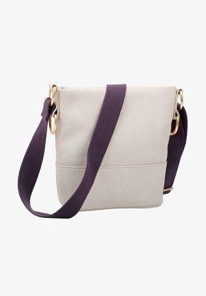 OLEA - Across body bag - light beige (203693-0363)