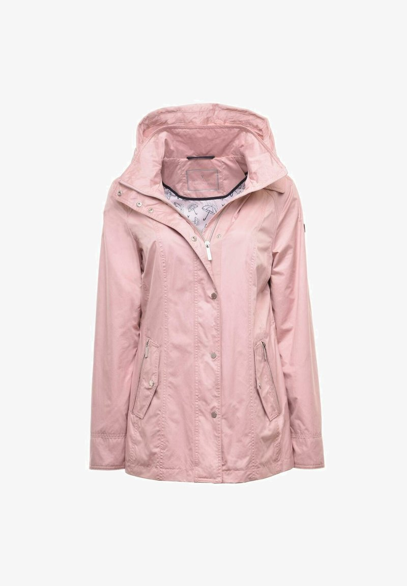 FUCHS SCHMITT - Waterproof jacket - rose