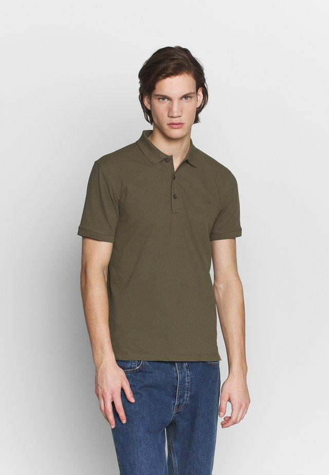 DINOS - Poloshirt - dark beige