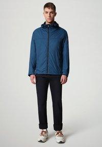 Napapijri - A-CIRCULAR - Outdoorjacka - poseidon blue - 1