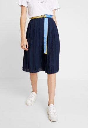 LIESEL SKIRT - A-line skirt - dark sapphire
