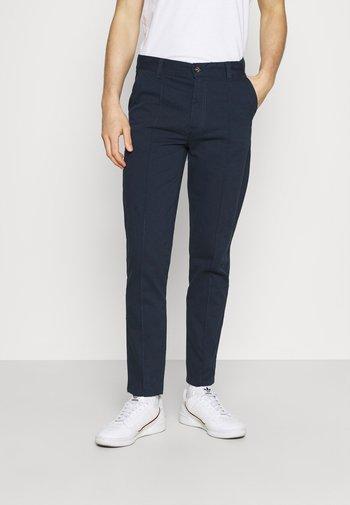 TROUSER 2 PACK - Pantaloni - navy/grey