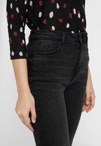 ONLY - ONLMILA - Jeans Skinny Fit - black denim - 3