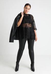 Glamorous Curve - Blouse - black - 1
