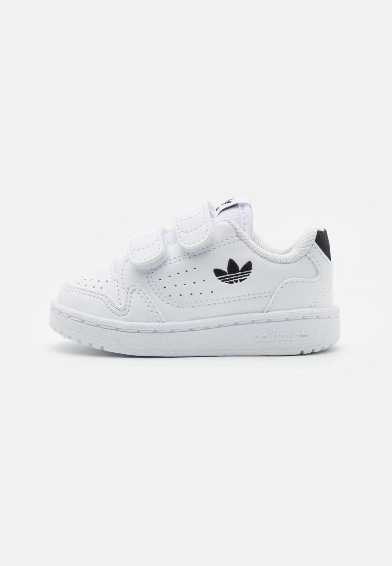 adidas Originals - NY 90 UNISEX - Sneakers basse - footwear white/core black