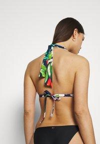 Lauren Ralph Lauren - MOLD CUP BRA - Bikini top - multi color - 2