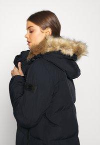 Superdry - LOUISA COAT - Down coat - blue graphite - 4