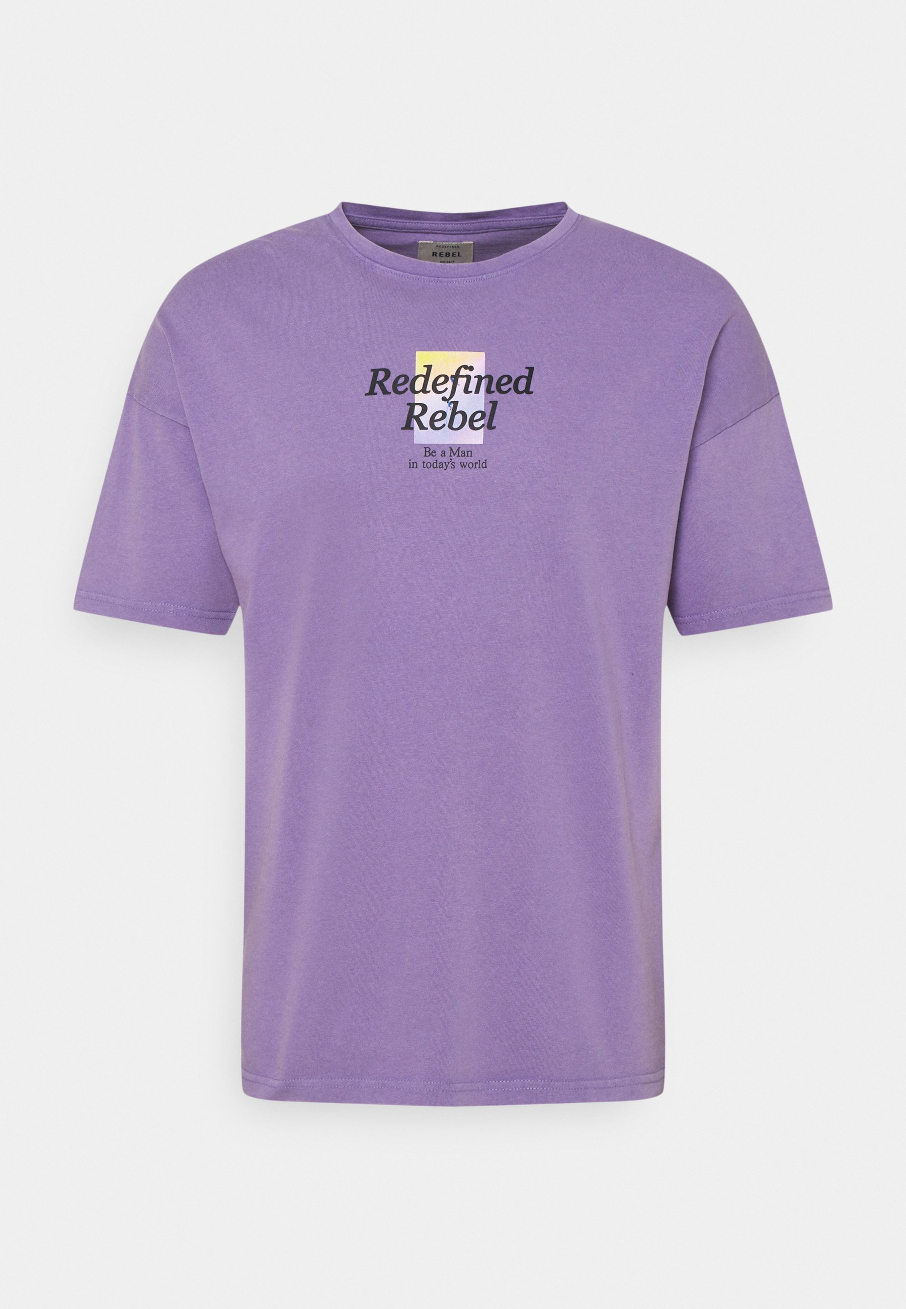 Men NATHAN TEE UNISEX - Print T-shirt