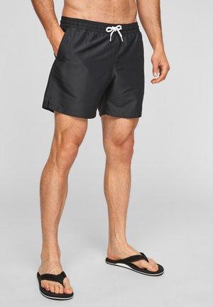 UNICOLORE - Swimming shorts - black