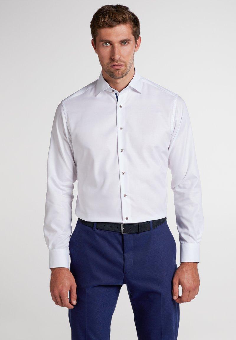 Eterna - MODERN FIT - Shirt - weiß